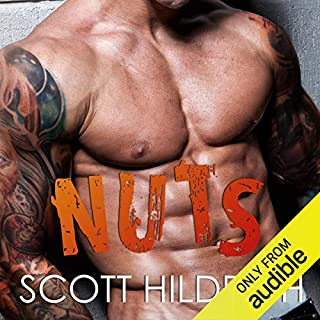 Nuts audiobook cover art