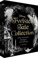 Disney A Twisted Tale Treasury: A Whole New World / As Old As Time 1527003531 Book Cover