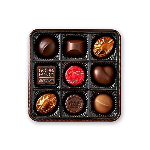 ゴールデンファンシーチョコレート 9個入