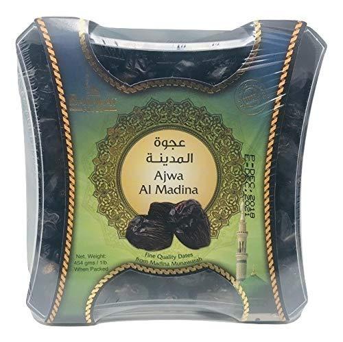 Al Ajwa Dates Al Madina 454g Import…