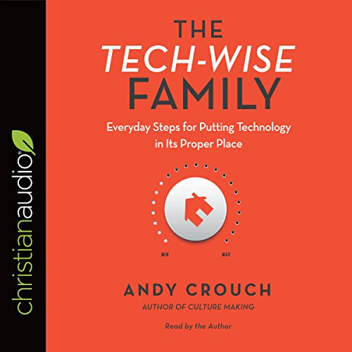 Couverture de The Tech-Wise Family