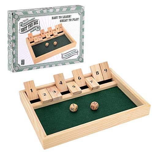 Toyrific Shut The Box Spiel