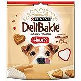 Purina Delibakie Hearts galletas para perro 6 x 100 g