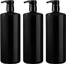 Best black bottle shampoo Reviews