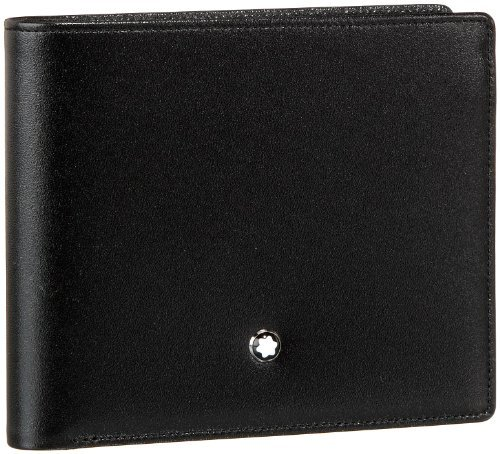 Montblanc Brieftasche 11cc, schwarz