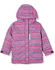 Columbia Chaqueta repelente al agua para niña, Alpine Free Fall Jacket, Nailon, 1557121