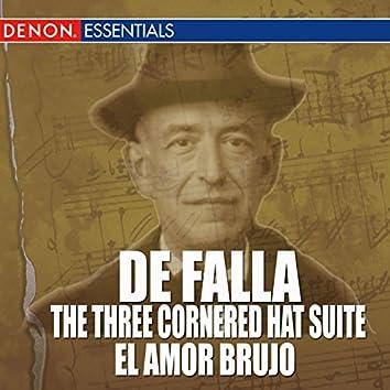 De Falla - The Three-Cornered Hat Suite - El Amor Brujo