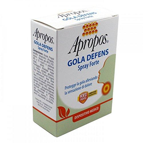Desa Pharma 14777 Apropos Gola Defens, Spray Forte