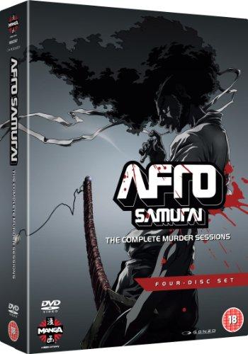 Afro Samurai: Complete Murder Sessions (Director's Cut) [Edizione: Regno Unito] [Import]