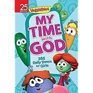 My Time with God: 365 Daily Devos for Girls (VeggieTales)