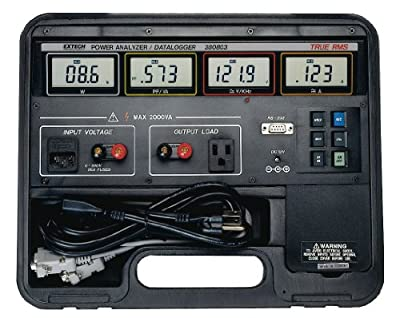 Extech Instruments Power Analyzer with Nist