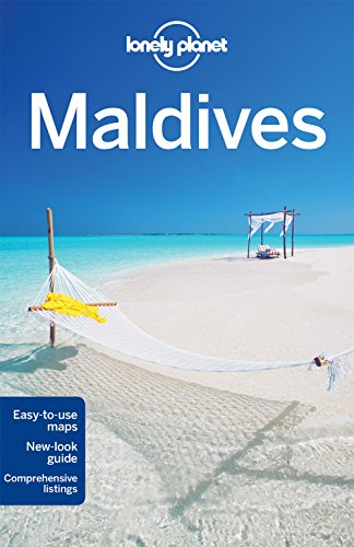 Lonely Planet Maldives [Lingua Inglese]