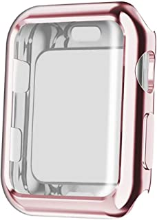 YC YANCH Case for Apple Watch Screen Protector Series 4/3/2/1 38mm 42mm