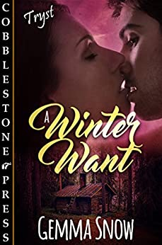 A Winter Want by [Gemma Snow]