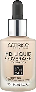 Catrice HD - Base líquida de maquillaje, color beige claro 10, 150 g
