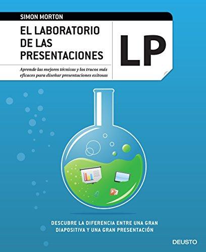 libro El laboratorio de las presentaciones