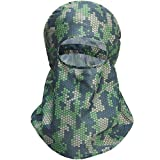 HECS Hunting HECStyle Adjustable Head Cover -...