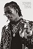Young Thug Poster 24in x 36in Hip hop - trap - pop - experimental rap