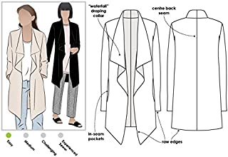 Best kimono coat sewing pattern Reviews