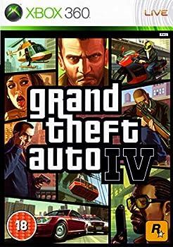 X360 GRAND THEFT AUTO IV GTA [Xbox 360]