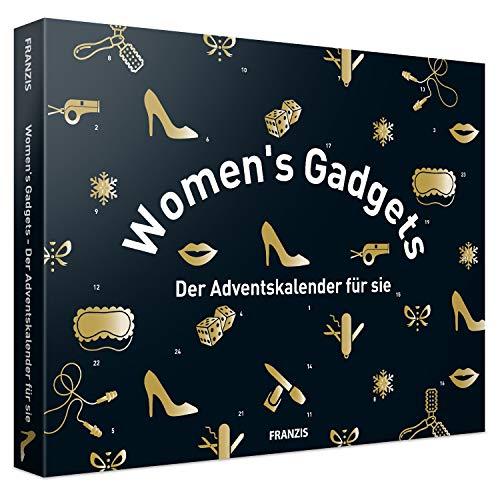 FRANZIS Women's Gadgets: Der Adventskalender für Sie | 24 Türchen, die den Alltag erleichtern | Jeder Tag eine kleine Überraschung | Ab 14 Jahren