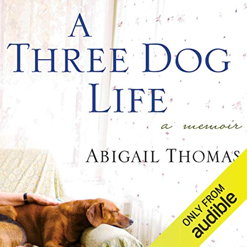 A Three Dog Life: A Memoir  By  cover art