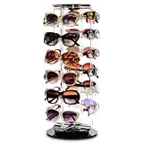 MOOCA Acrylic Rotating Sunglasses & Eyewear Holder Display, 24 Frames