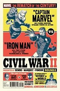 civil war ii cho variant