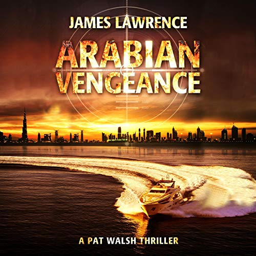 Arabian Vengeance audiobook cover art