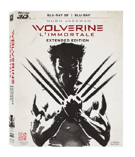 Wolverine - L'Immortale (Extended Edition: 2 Blu-Ray + 1 Blu-Ray 3D);The Wolverine [Italia] [Blu-ray]
