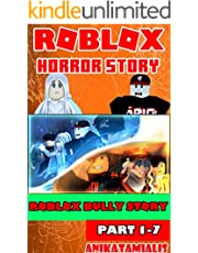 The Roblox story comic: ROBLOX BULLY STORY (Part 1-7)