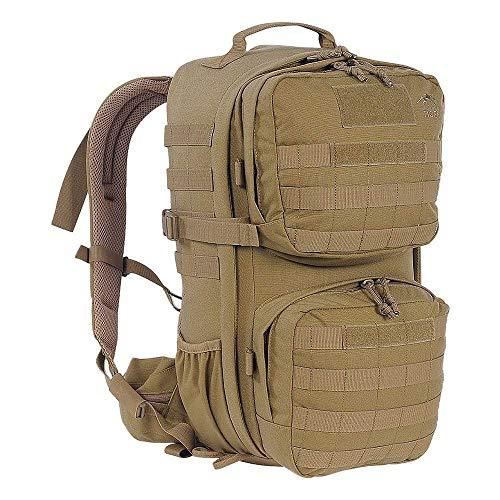 Tasmanian Tiger TT Combat Pack MKII Molle-Kompatibler EDC-Daypack mit vielen Fächern Outdoor-Rucksack für Damen und Herren 22l Volumen, Khaki