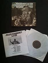 Jules Massenet - The Opera Orchestra Of New York , Eve Queler - Le Cid - CBS - 79300