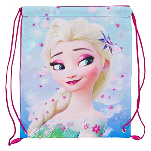 Frozen - Die Eiskönigin ELSA Turnbeutel Schuhbeutel Tasche