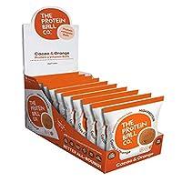 プロテイン+ビタミン ボール カカオオレンジ 45g×10袋×2ケース Protein + Vitamin Balls Cacao Orange プロテインボール ビタミンB12 ビタミンC ビタミンD3 エナジーボール プロテイン お菓子 タンパク質 おやつ