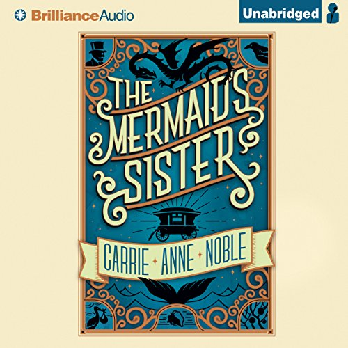 The Mermaid's Sister audiobook cover art