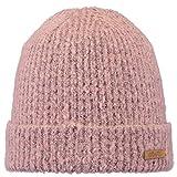 Barts Damen Cyra Beanie Baskenmütze, Pink (Rosa 0008), 53 (Herstellergröße: 53-55)