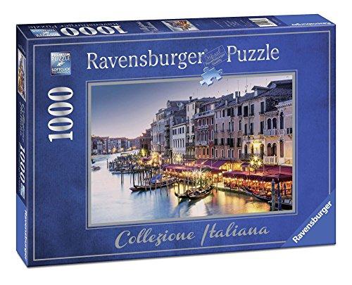 Ravensburger Italy- Venezia Puzzle, Multicolore, 19670