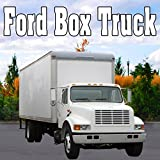 trucks washer - Ford Box Truck Windshield Washers with Wipers Start, Run & Stop