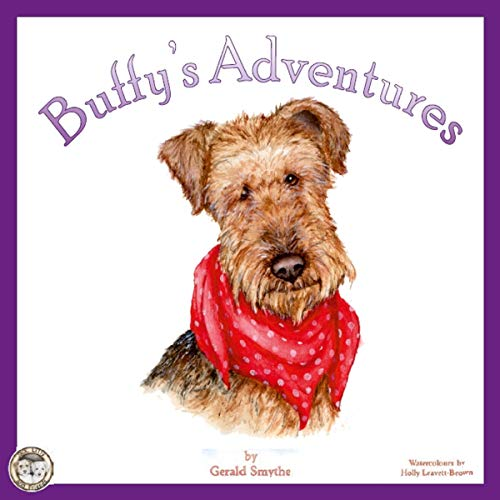 Buffy's Adventures (Jack, Lilly and Friends) audiobook cover art