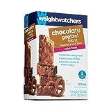Weight Watchers Mini Bars, Chocolate Pretzel, 12 bars per box