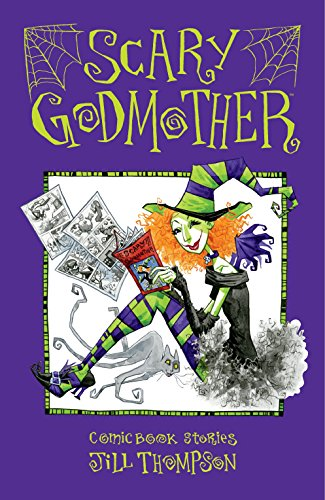 Scary Godmother Comic Book Stories (English Edition)