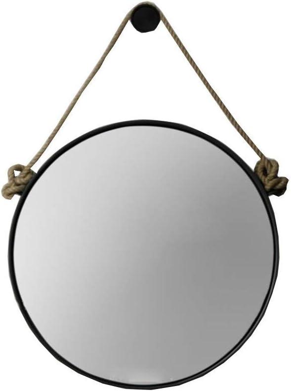 BINGFANG-W Mirror Iron Retro High order Wall Minimali Hanging Over item handling ☆ Modern