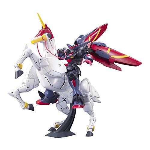 Bandai # 128 Master Gundam et Fuunsaiki 1/144 High Grade Future Century