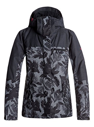 Roxy Damen Block JK Jetty-Snow Jacket, Anthracite, M