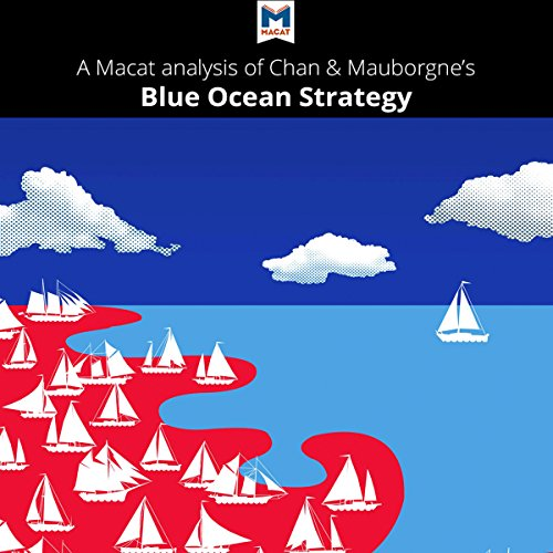A Macat Analysis of Blue Ocean Strategy cover art