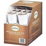 Twinings Premium Black Tea Keurig K-Cups, 48 Count