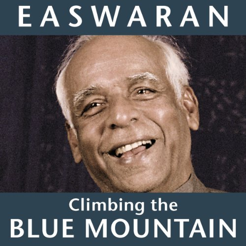 Climbing the Blue Mountain audiobook cover art