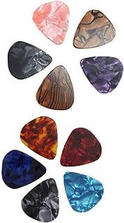 CUGBO Guitar Picks Holder Case+Picks (20 pack picks)
