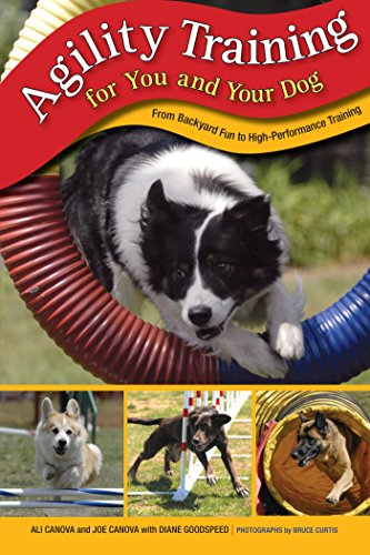 Agility Training for You and Your Dog: From Backyard Fun To High-Performance Training (English Edition)